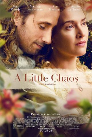 A Little Chaos [2014] [DVDR] [NTSC] [Subtitulado]