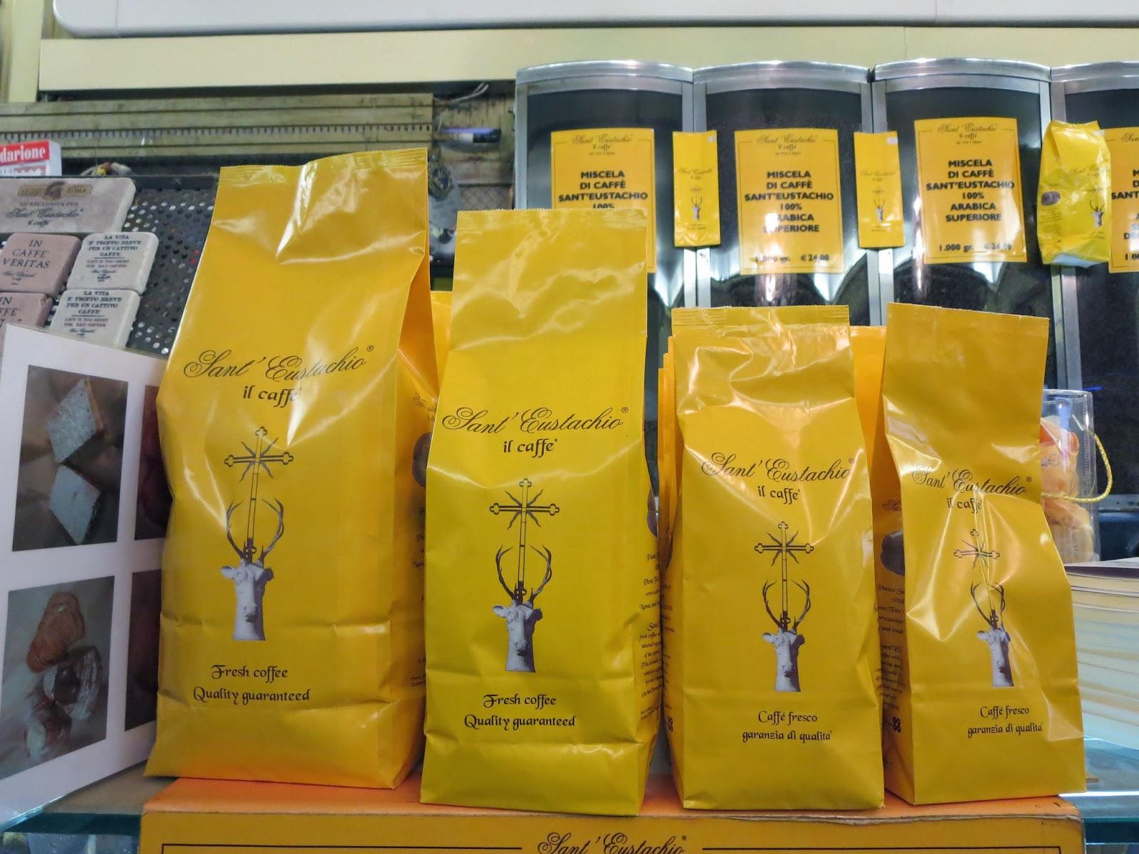 Sant'Eustachio Il Caffè Coffee in Rome, Italy