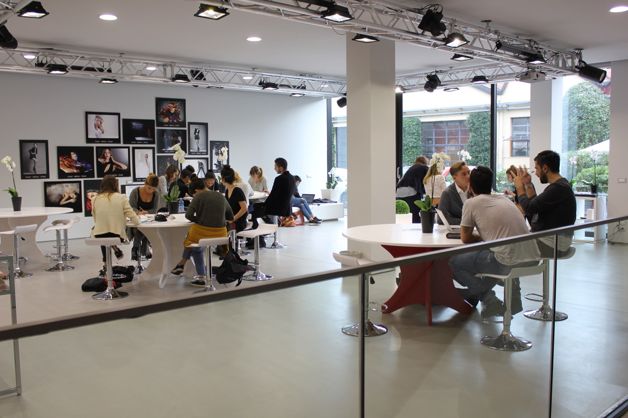 Ferrari Fashion School: fashion institute