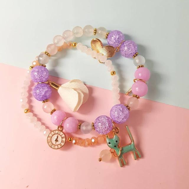 Dijual perhiasan imitasi impor murah berkualitas KWANG EARRING, Toko Online Jakarta