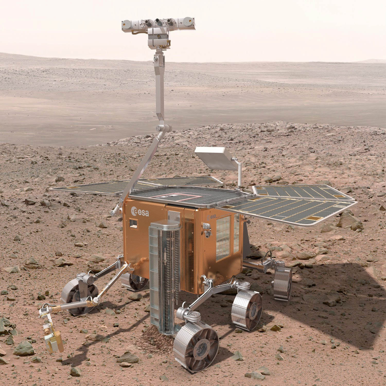 mars rover 2020 esa - photo #25