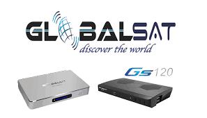 GLOBALSAT GS120 HD NOVA ATUALIZAÇÃO V 255 - 27/03/2020