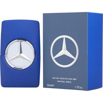 Parfum Pria Mercedes Benz Man Blue