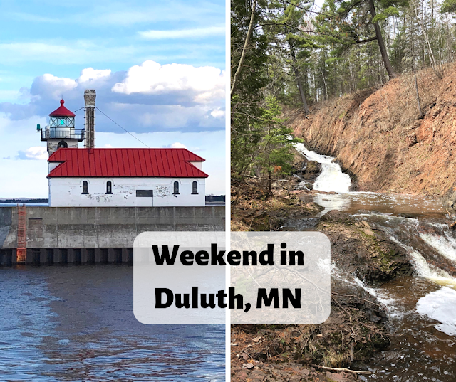 Weekend Getaway to Duluth, Minnesota: Nature, Lake Views, History, Makers Food and More