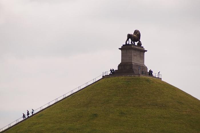 Schlacht von Waterloo: Denkmal + Museum in Waterloo, Belgien - Nur 20 Minuten von Brüssel entfernt!