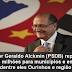 Governador Geraldo Alckmin (PSDB) repassa mais de R$ 33 milhões para municípios e entidades, dentre eles Ourinhos e região