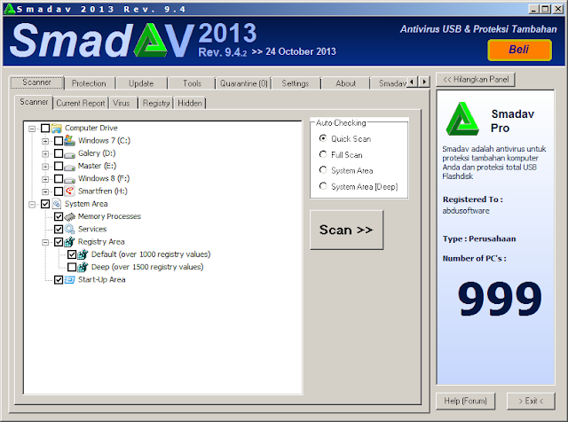 Download Serial Key Smadav Terbaru - softboxsoftread