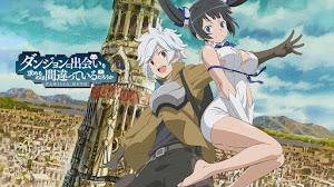 ▷ Descargar Danmachi Segunda Temporada ✅ [05/??] [HD] [1080HD | 720P] [Sub Español] [Mega | Mediafire | Utorrent]