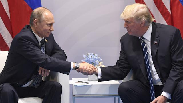 """Trump quiere reunirse con Putin para discutir """"una carrera armamentística que se sale de control"""""""