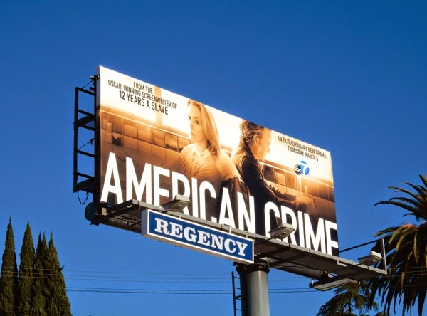 American Crime series billboard