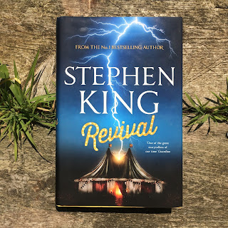Revival by Stephen King - Reading, Writing, Booking Blog