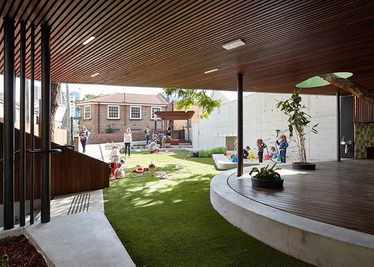 AEC - Architecture of Early Childhood