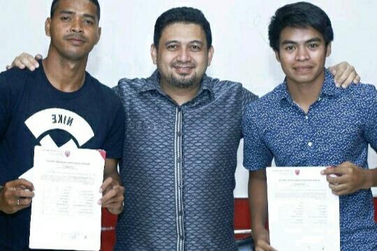 Siap Bertarung, PSM Makassar Perkenalkan Dua Bintang Barunya