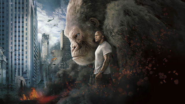 Rampage: Movie Review