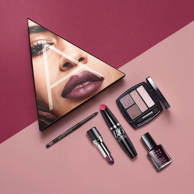 Fall #Beauty Trend: Divine #Wine Collection | #AVON