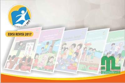 Buku K13 Revisi 2017 Kelas 5 Semester 1 SD/MI