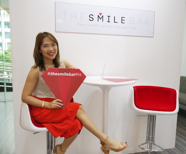 a photo of The Smile Bar Triple Whitening askmewhats