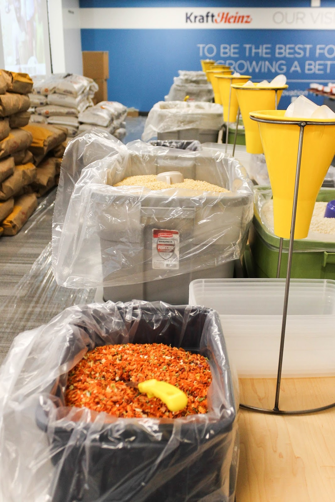 meal packaging event
