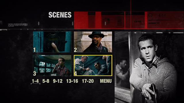 Safe House DVDR NTSC Español Latino Descargar 2012