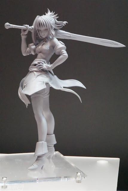 Fate/Grand Order – Aka no Saber