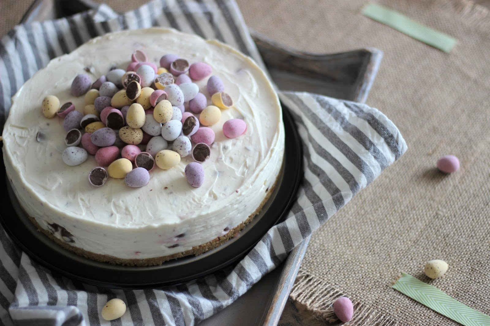 no-bake-mini-egg-cheesecake