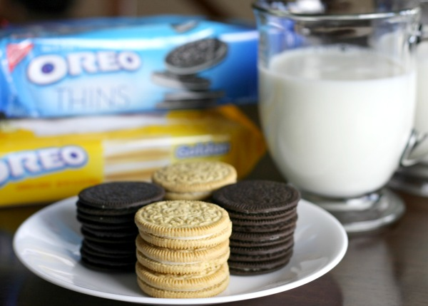 OREO slam dunk contest