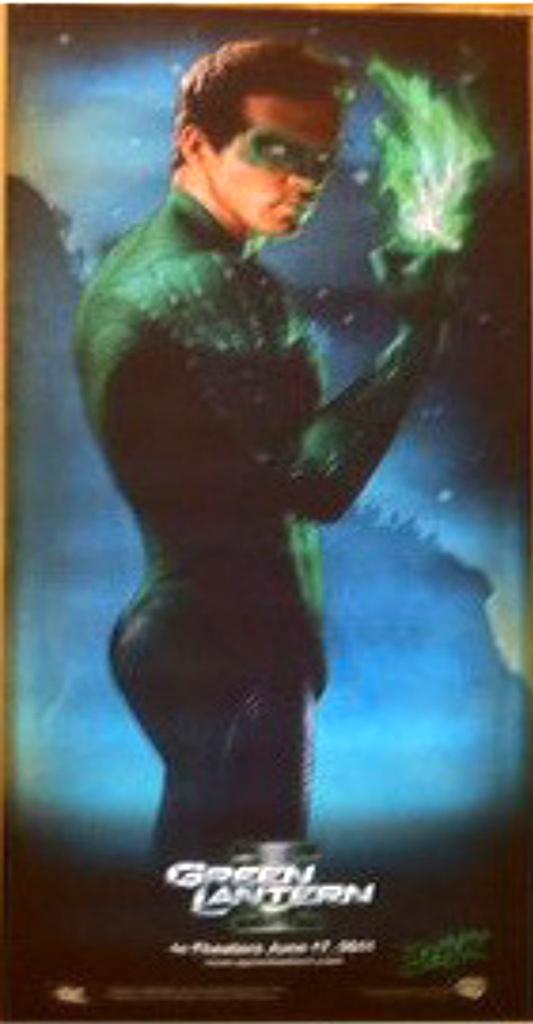 Green Lantern Butt 7