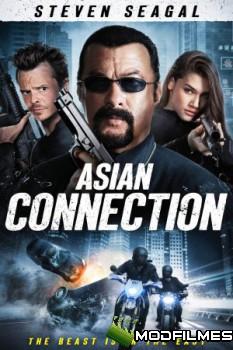 Capa do Filme Conexão Ásia