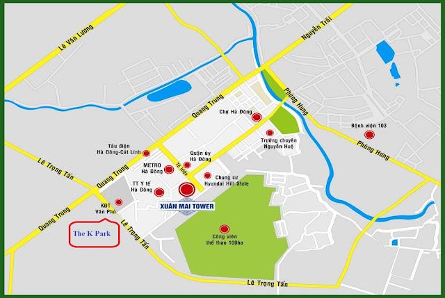 So sánh Samsora Premier Chu Văn An với The K Park