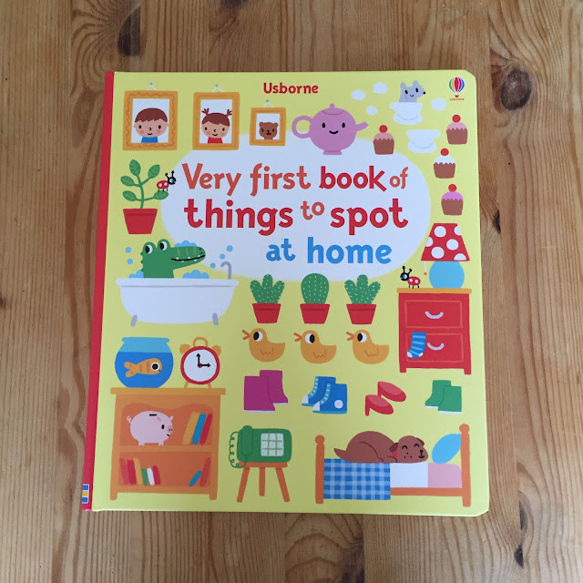 Very First Book of Things to Spot At Home by Usborne Books