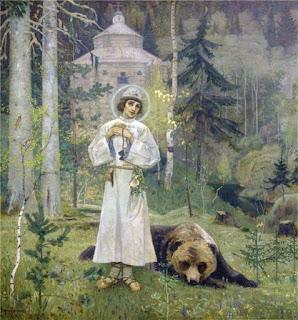 Сергий Радонежский житие
