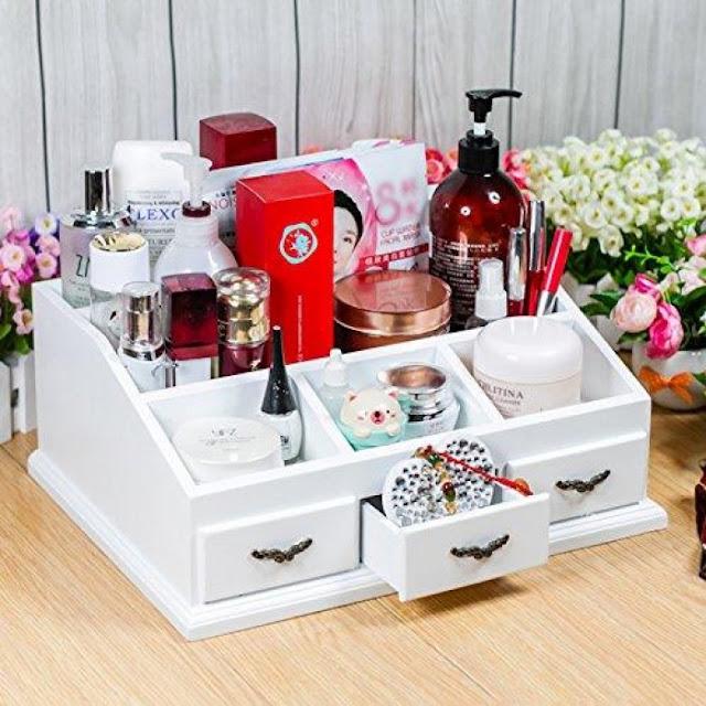 makeup organiser murah, beli makeup organiser online, gracias store