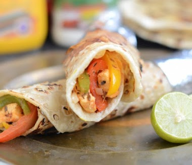 Easy Kathi Roll Recipe