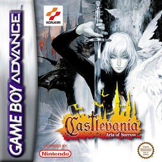 Baixar Castlevania - Aria of Sorrow ( Traduzido português BR ) [ GBA ]