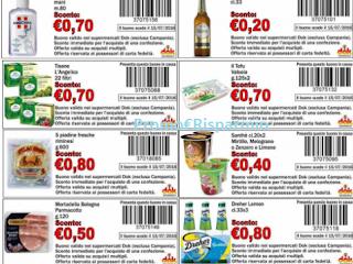 Logo Buoni sconto Supermercati Dok : 13 nuovi coupon