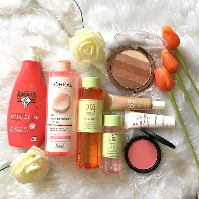 Beauty products I have been using lately