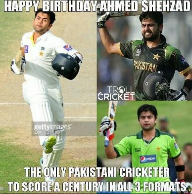 #HBDAhmadShahzad #ibleedGreen #ShahzadianForever #CricketLover #NationalT20Cup #AhmedShehzad
