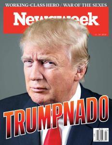 Newsweek  USA  and  Europen , trump