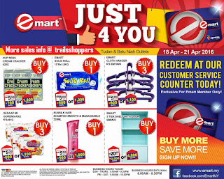 Emart Tudan Batu Niah Offer discount