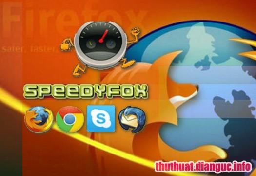 tie-mediumDownload SpeedyFox 2.0.25 Build 135 Full Cr@ck – Phần mềm tăng tốc trình duyệt