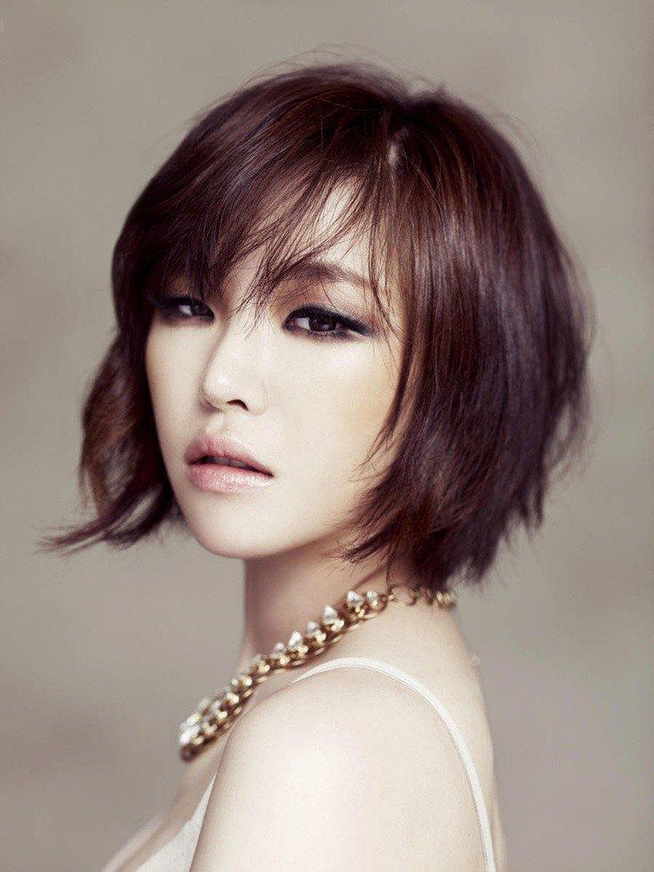 Heartheart - Gaya rambut pendek ala korea