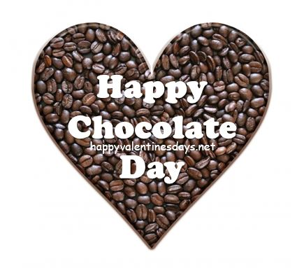 Happy Chocolate Day 2019 : Images Pics GIF Photos Pictures Wallpaper Wishes Quotes Status Shayari Messages