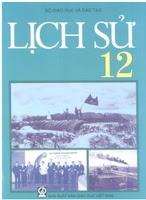 Sách Giáo Khoa Lịch Sử Lớp 12 Cơ Bản - Nhiều Tác Giả