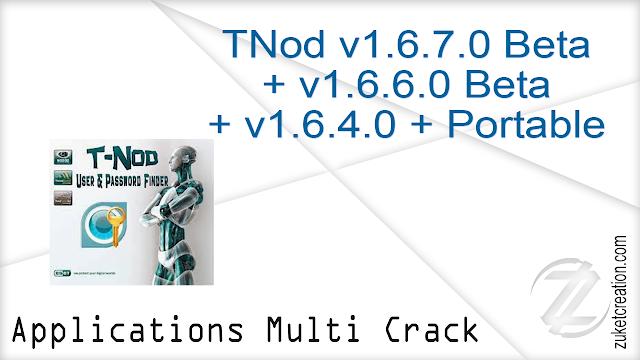 TNod v1.6.7.0 Beta + v1.6.6.0 Beta + v1.6.4.0 Final + Portable