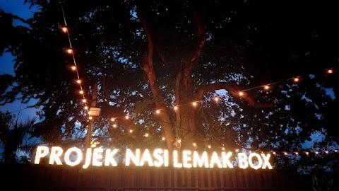 Nikmati Keenakkan Nasi Lemak Unik di Projek Nasi Lemak Box , Padang Kota