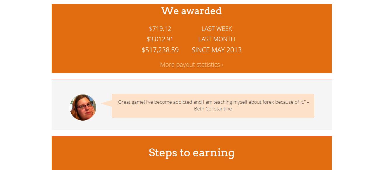 Main game dapat duit dari Spark Profit