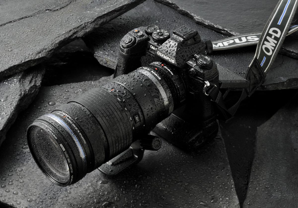 Olympus Digital Camera M.ZUIKO DIGITAL ED 40-150mm F2.8 PRO Lens Treiber