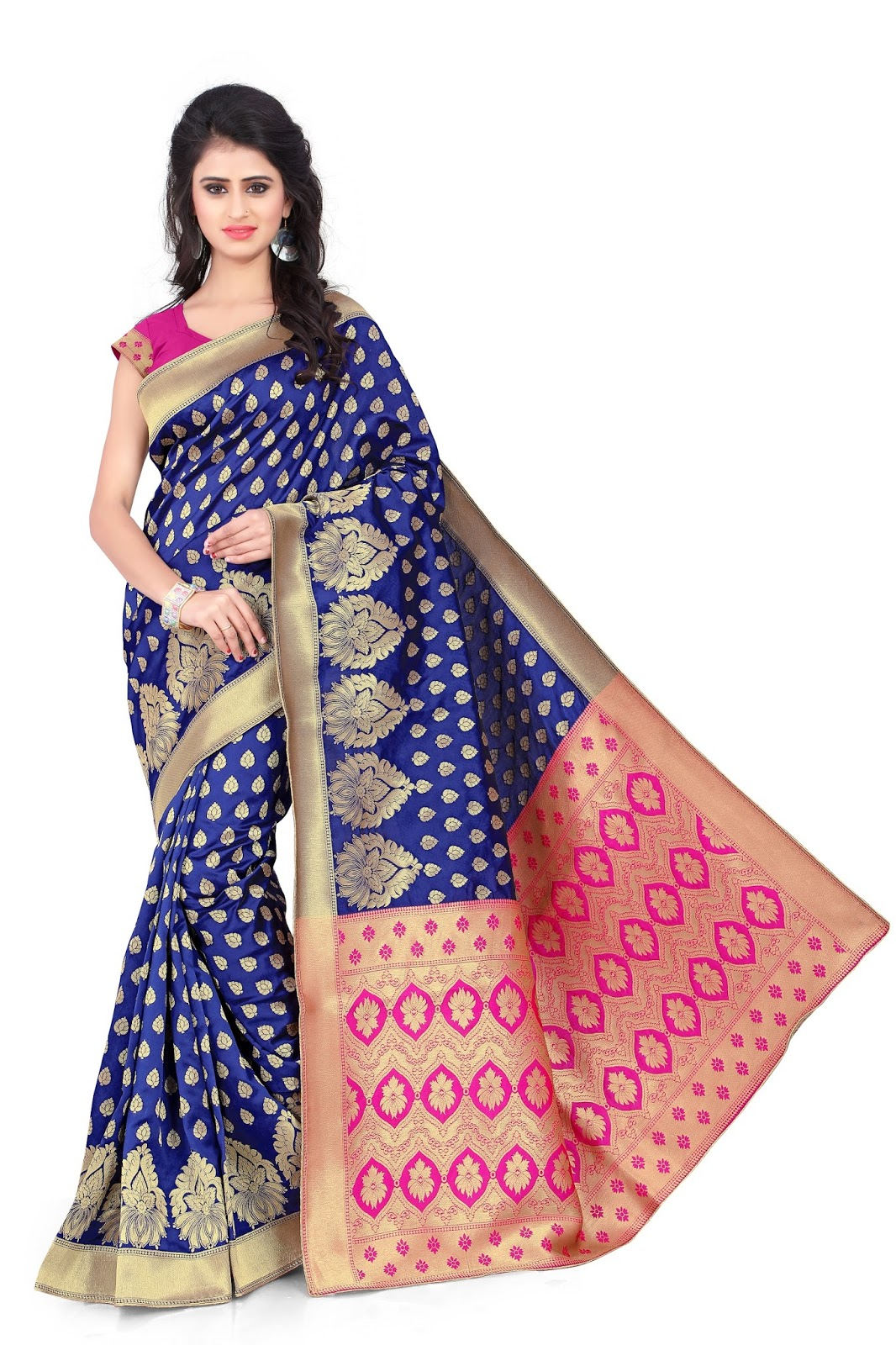 Sanjavani – Latest New Banarasi Saree Buy Online