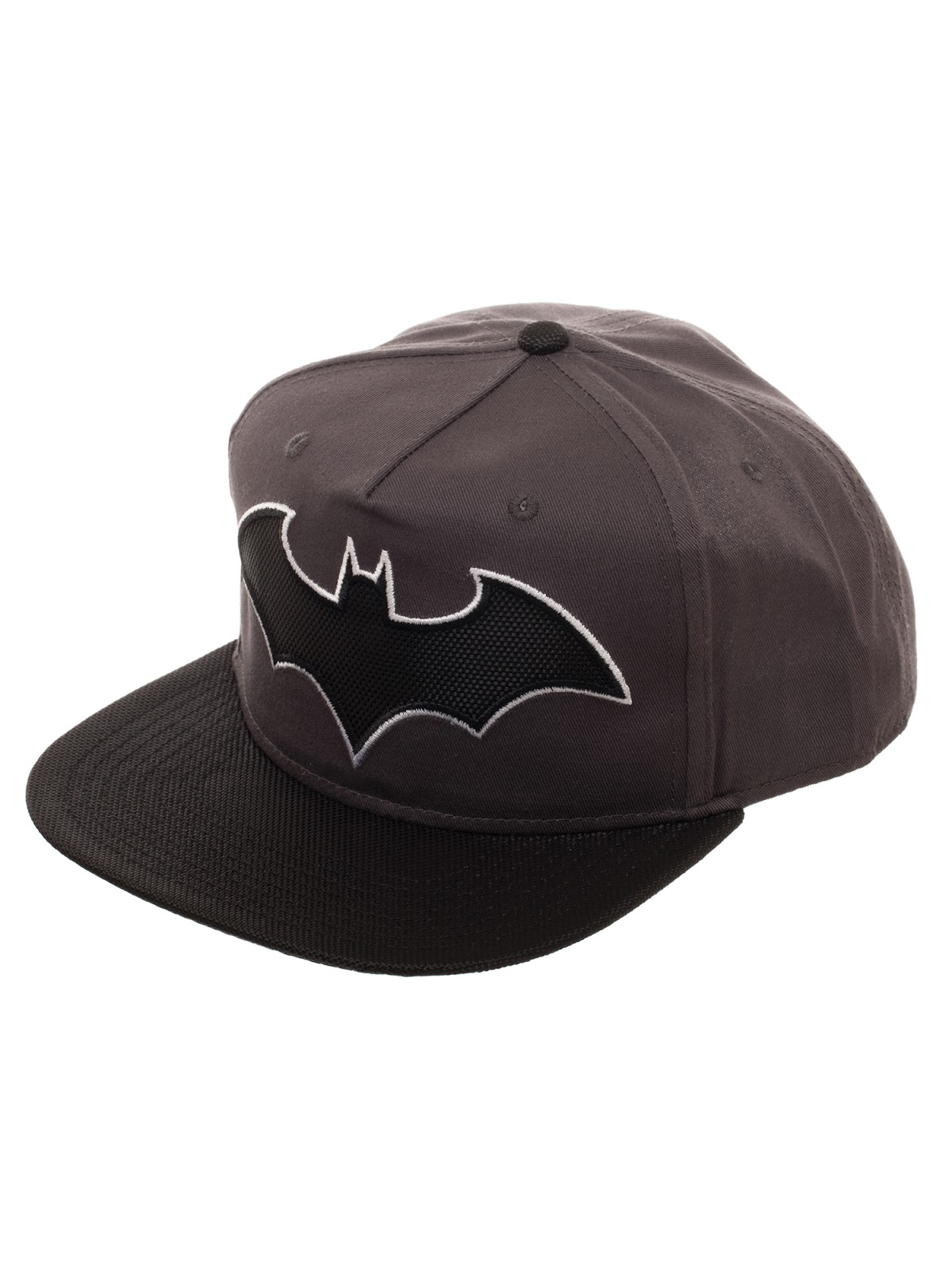 f121378a1 Walmart has the Batman Snapback Hat with Woven Batman Emblem on sale for  $4.19, down from $9.96.