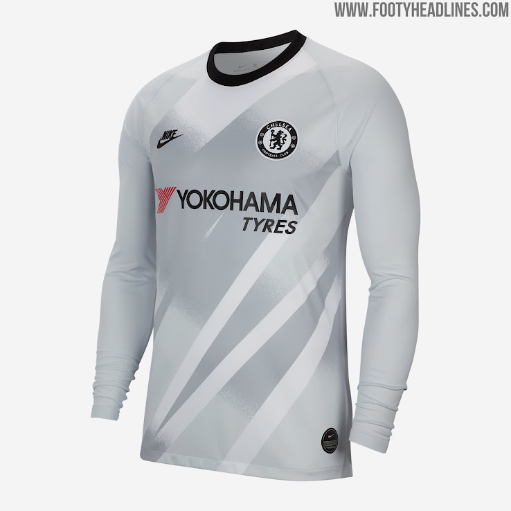 best cheap 7553e ec3cb Chelsea 19-20 Champions League Goalkeeper Kit Leaked - Footy ...